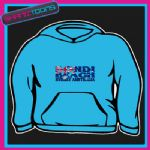 EMBROIDERED BONDI BEACH SYDNEY AUSTRALIA DESIGN THICK QUALITY ADULTS  HOODIE
